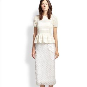 New Burberry Prorsum Resort 2015 outfit dress 40